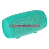 Мини-колонка CH Mini (Bluetooth\MicroSD) зеленая