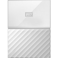 Жесткий диск HDD Western Digital 1Тb 2.5'' USB 3.0 My Passport белый