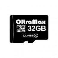 Карта памяти microSDHC OltraMax 32GB Class 10 без адаптера