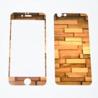 Защитное стекло Activ 3D для iPhone 6 дерево