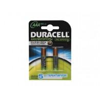 Аккумулятор Duracell R03 800 NiMH BL 2/20/200 предзаряженные