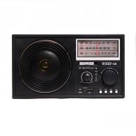 Радиоприемник Эфир - 13 (Fm/USB/SD/microSD/4*R20/220v)