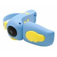 Детская фотокамера ЕТ010 голубая