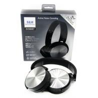 Наушники-плеер EV950BT (Bluetooth, microSD) с микрофоном полноразмерные