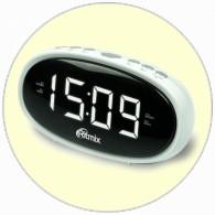Часы электронные Ritmix RRC-616 будильник+ радио
