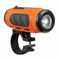 Колонка для велосипеда Ritmix SP-520BC оранж-чер