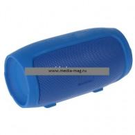 Мини-колонка CH Mini (Bluetooth\MicroSD\Power Bank) синяя