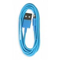 Кабель USB- iPhone5 SmartBuy 1,2м цветной (IK512c)