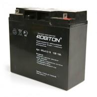 Аккумулятор для бесперебойника Robiton 12V 18Ah