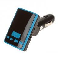 MP3 FM модулятор автомоб. Eltronic S6BTch (Bluetooth, USB)