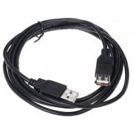 Кабель удлинительный USB2.0 Am-Af 5м