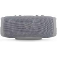 Мини-колонка CH2+ (Bluetooth\MicroSD) серебро