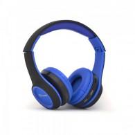 Наушники-плеер Eltronic 4456 (microSD, Bluetooth) синие