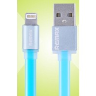 Кабель USB- iPhone5 Remax Quick Charge&Data 1м (RC-005i)