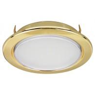 Светильник Jazzway PGX70 золото глянцевое 121*54мм 15254.3