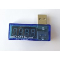 Тестер USB-порта (V и A)