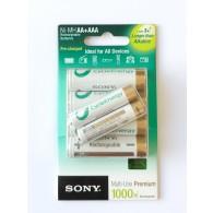 Аккумулятор Sony R6 2100 + R03 800 Ni-Mh BL (4+2)/40