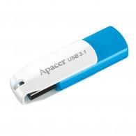 Флэш-диск Apacer 16Gb USB 3.1 AH 357 синий