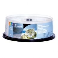 SmartTrack DVD+R 4.7Gb 16x Cake box /25 Printable