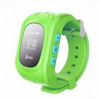 Smart-часы Q50 Hello детские с GPS трекером зеленые