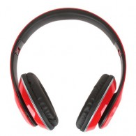 Наушники-плеер Eltronic 4462 (microSD, Bluetooth) красные
