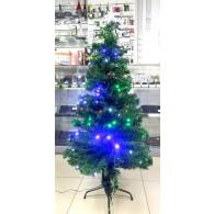 Елка 1,5м RGB кисточки (С)