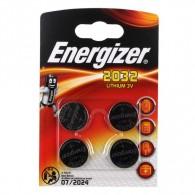 Батарейка Energizer CR2032 BL 4