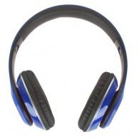 Наушники-плеер Eltronic 4462 (microSD, Bluetooth) синие