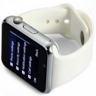 Smart-часы А1 белые (МТК6261)