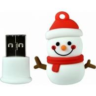 Флэш-диск SmartBuy 8GB USB 2.0 Снеговик