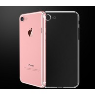 Чехол для iPhone 7 силиконовый прозрачный ультратонкий