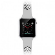 Smart-часы M3 белые (МТК6261)