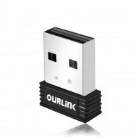Адаптер USB Wi-Fi Mini 802.11 n 600Mbps
