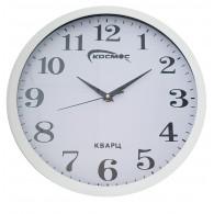 Часы настенные круглые белые (1122) (1АА)