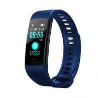 Фитнес-браслет Y5 (Синий) с измерением давления