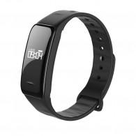 Фитнес-браслет RB81 с измерением давления черный