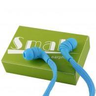 Наушники Small Шнурки синие