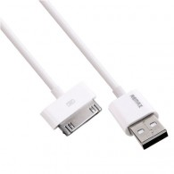 Кабель USB- iPhone4 Remax Fast Charging 1м